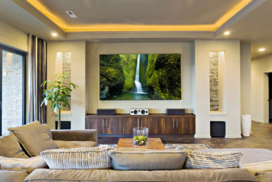 inner living room 3 385x258 - Contemporary apartment