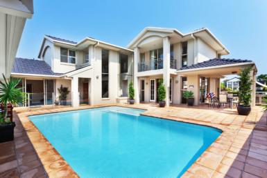 villa 2 385x258 - Luxury villa with oceanview
